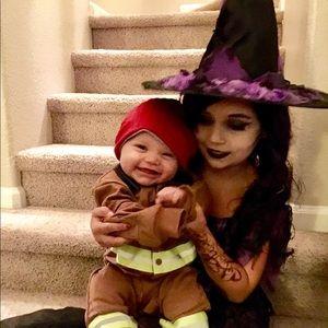 Starlight Witch Child Girls' Costume